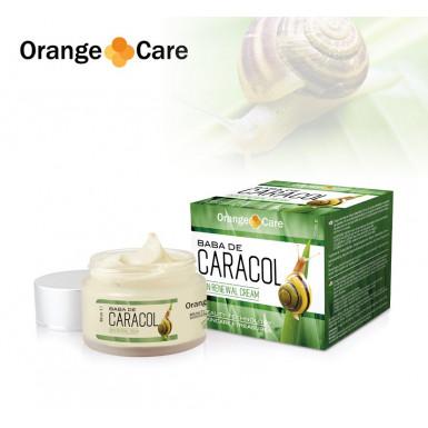 Baba de Caracol - face cream with snail extract
