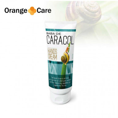 Baba de Caracol - hands cream with snail extract