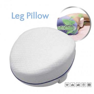 Leg Pillow - perna ergonomica pentru durerile de spate, picioare, solduri si genuchi