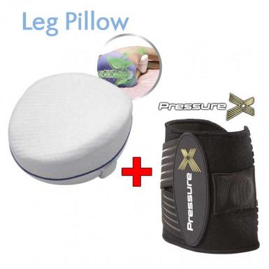 Pachet Promo: Leg Pillow + Pressure X