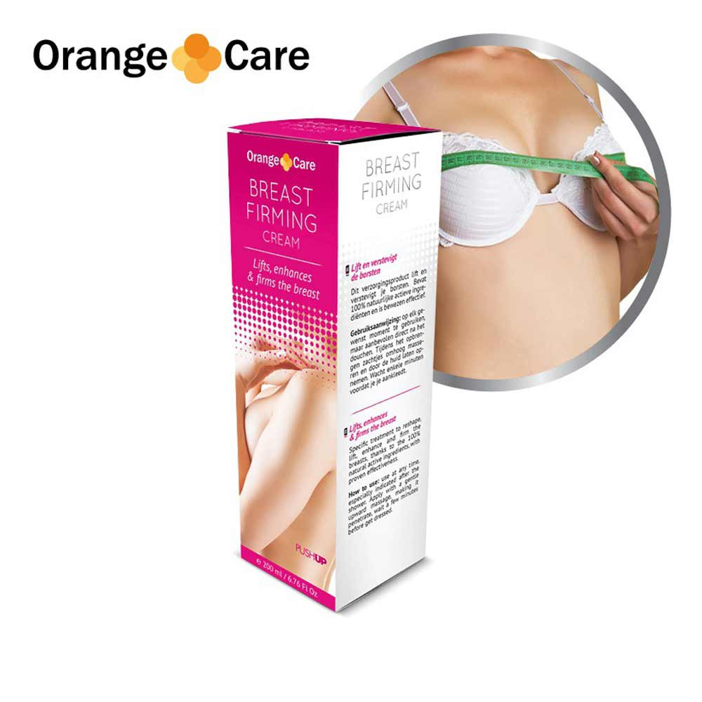 Breast Firming Cream - ridica si confera volum si fermitate sanilor