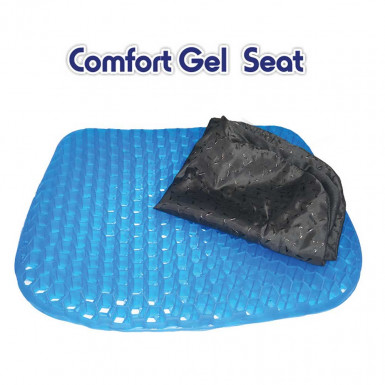 Comfort Gel Seat - pillow with gel for chair