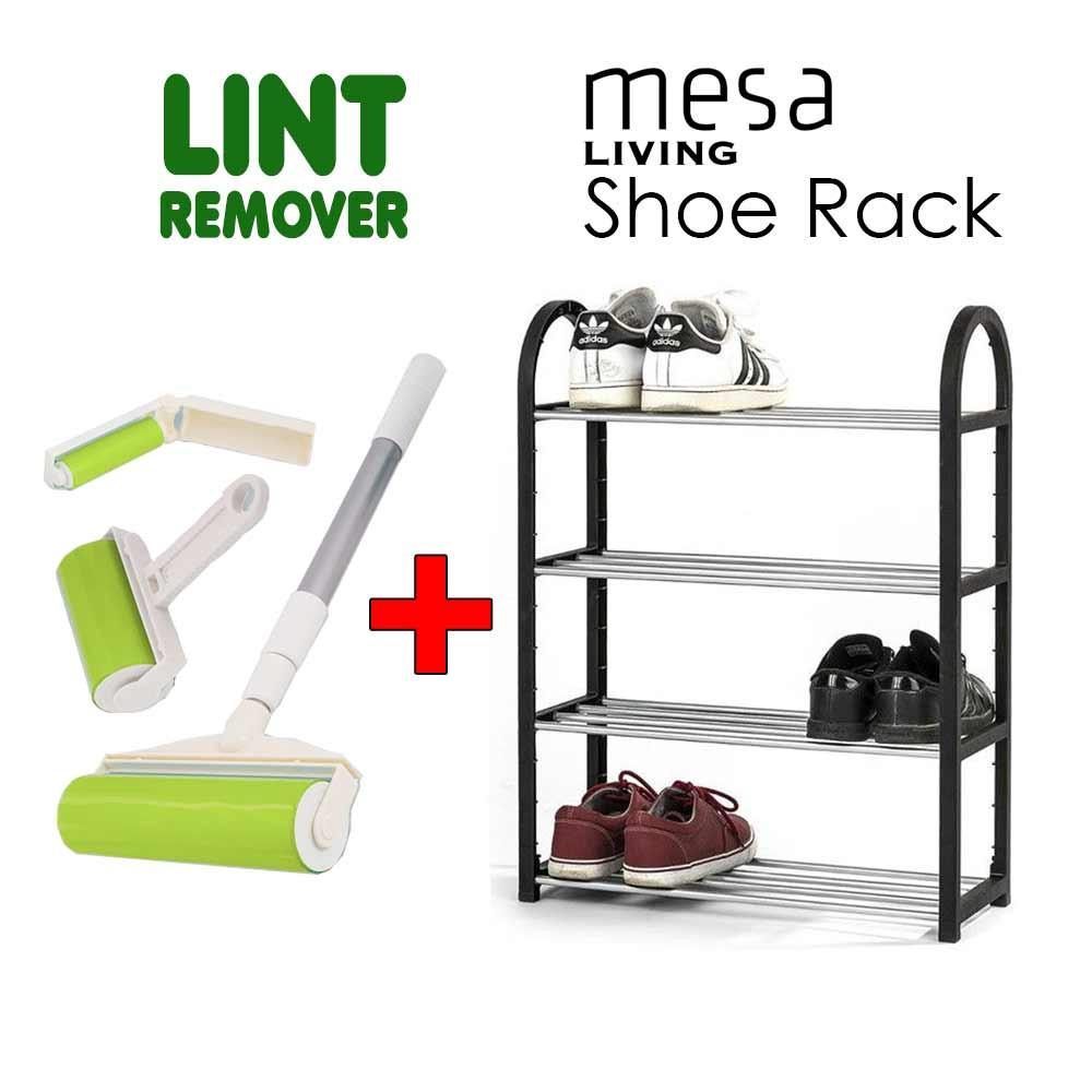 Pachet Promo: Lint Remover + Suport Pantofi Mesa Living