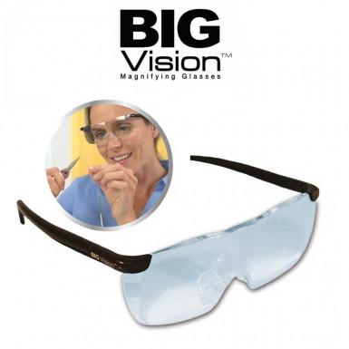 Big Vision - magnifying glasses 160%