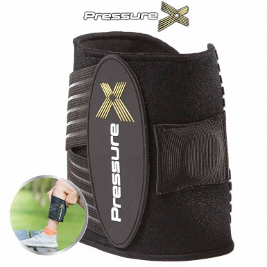 Pressure X - acupressure band for reducing back pains