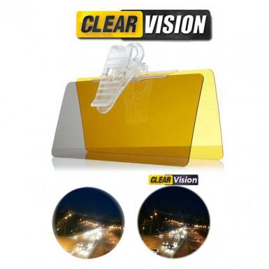 Clear Vision - protectie solara pentru masina cu filtru dublu